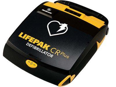 Lifepak AED